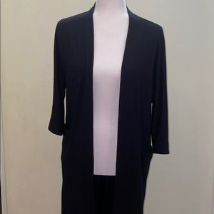 Wilfred Free Aritzia duster cardigan open front